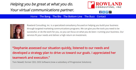 Rowland Consulting