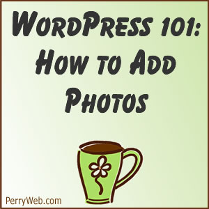 How to Add Photos