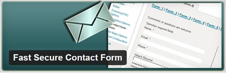 Fast Secure Contact Plugin
