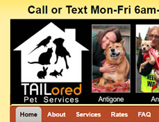 TAILored Pet Services