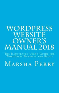 2018 WordPress Manual