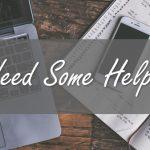 Website Help